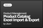 Product Catalog Excel Import&Export 2.3