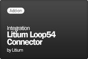 Litium Loop54 Connector v 7.4.102